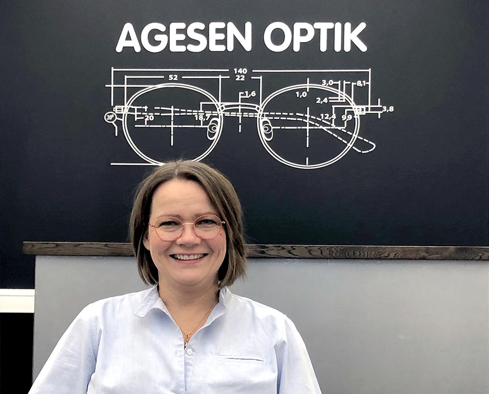 Agesen Optik - Trine Agesen foto